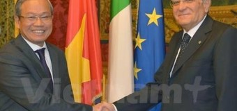 Mattarella in Vietnam e Indonesia, Italia punta ad Oriente Visita dal 5 all'11 novembre, la prima volta di un Capo Stato italiano