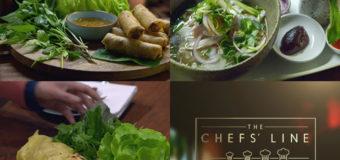 La cucina vietnamita su Chef's line