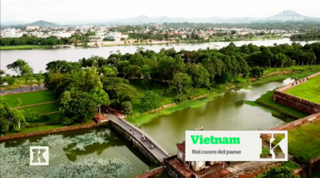 Cuoca Rosa in VIetnam - Seconda Puntata - Hue