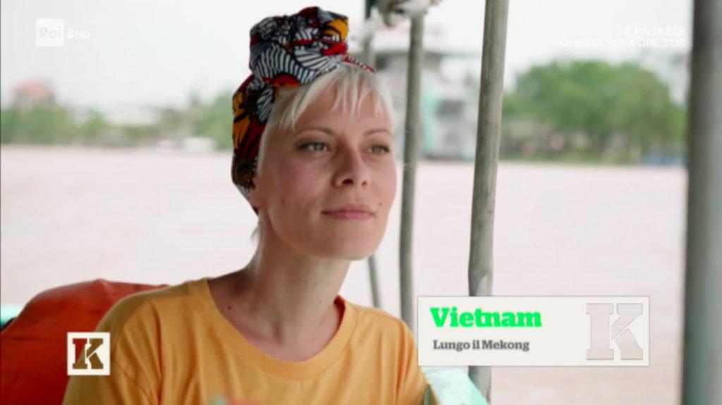 Cuoca Rosa in VIetnam - Prima Puntata - Mekong - Ho Chi Minh City  - Cai Rang